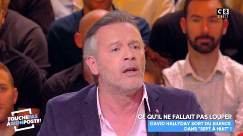 VIDEO Jean-Michel Maire: son insulte à Laeticia Hallyday qui n'a pas du tout plu à Cyril Hanouna