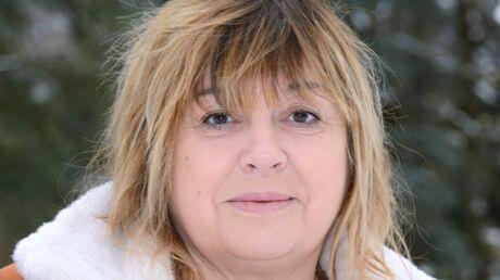 Michèle Bernier fond en larmes devant Karine Le Marchand dans Une ambition intime