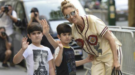 Céline Dion se confie sur ses jumeaux Eddy et Nelson: «Ils sont très différents»