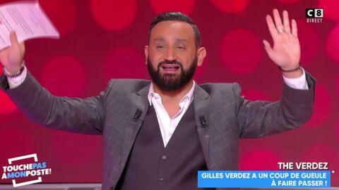 VIDEO Iris Mittenaere blessée: Cyril Hanouna remet en question la version de TF1