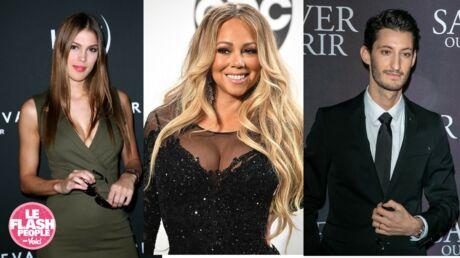 Podcast audio: l'astuce d'Iris Mittenaere, la boulette de Mariah Carey… Le Flash People du jour