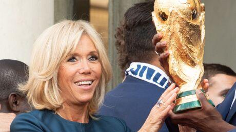 PHOTO Brigitte Macron: cet ennemi des Bleus avec qui elle a passé la soirée
