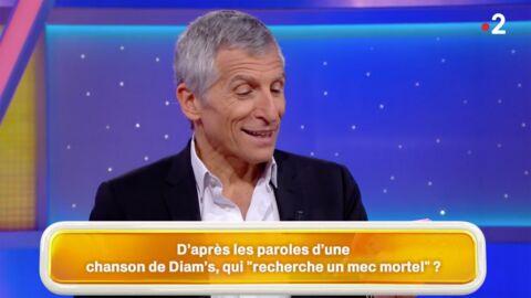 VIDEO «On ne peut plus rien dire»: Nagui lance une blague très limite sur Diam's