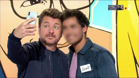 VIDEO Bruno Guillon trouve le sosie de Vianney, le chanteur valide en direct dans les Z'amours