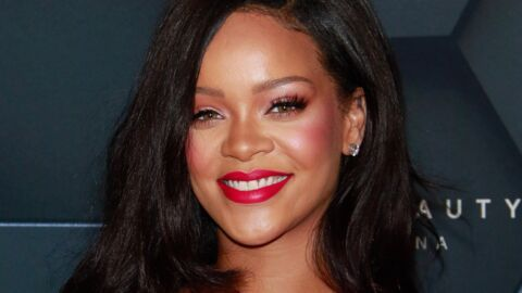 PHOTO En petite culotte sur son lit, Rihanna donne le tournis à ses fans
