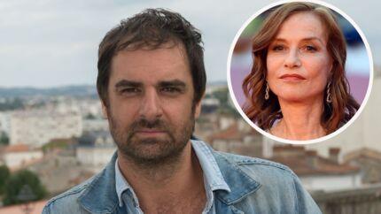 Isabelle Huppert «écrasante» sur le tournage de Dix pour cent: Grégory Montel se confie