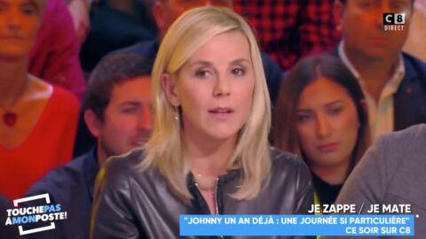 VIDEO Johnny, un an déjà: pourquoi David Hallyday et Laura Smet n'ont pas témoigné dans le documentaire de C8