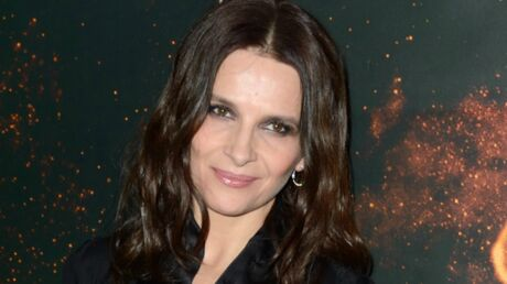 PHOTO Juliette Binoche s'affiche sans maquillage et elle est absolument sublime