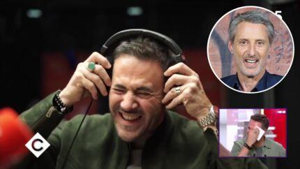 VIDEO José Garcia ENCORE piégé par Antoine de Caunes: ce nouveau canular hilarant