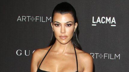PHOTOS Sans culotte, Kourtney Kardashian montre tout de son derrière