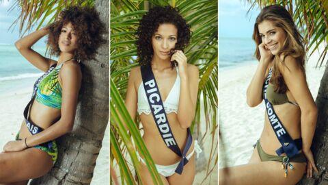 PHOTOS Miss France 2019: le shooting des candidates en bikini