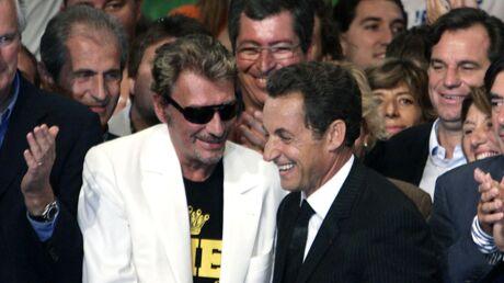Johnny Hallyday: après avoir harcelé Nicolas Sarkozy pour ses impôts, il l'aurait ignoré du jour au lendemain
