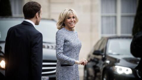 Brigitte Macron nous prouve (encore une fois) qu'elle devient une vraie it-girl