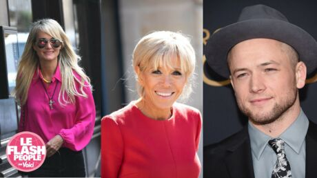 Podcast audio : Laeticia Hallyday abandonnée, la manucure de Brigitte Macron… Le Flash People du jour