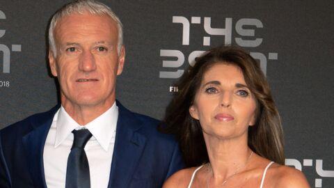 Didier Deschamps fait de rares et touchantes confidences sur sa femme Claude