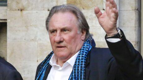 Gérard Depardieu accusé de viol: l'acteur a été entendu par la police