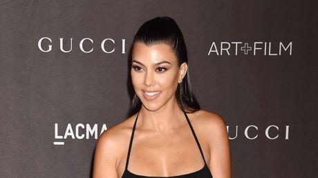 PHOTOS Kourtney Kardashian entièrement nue pour GQ, elle impressionne Khloé