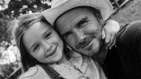 David Beckham: la manière dont il traite sa fille de 7 ans ulcère les réseaux sociaux