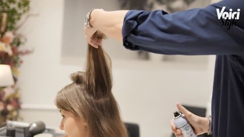 VIDEO Cheveux: comment bien appliquer son shampooing sec?