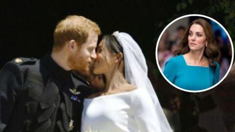 Mariage de Meghan Markle et Harry: ce qui a fait fondre en larmes Kate Middleton