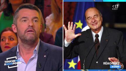 VIDEO Jacques Chirac: cette blague d'Arnaud Ducret qui a choqué le public de TPMP