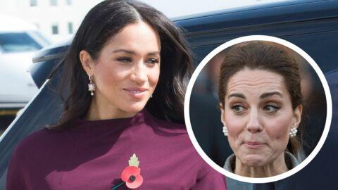 Meghan Markle clashe Kate Middleton… et la manière dont elle élève le prince George
