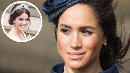 Meghan Markle: comment elle s'est mis définitivement à dos Eugenie d'York