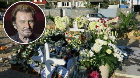 Johnny Hallyday: cette star internationale qui s'est rendue sur sa tombe dans la plus grande discrétion