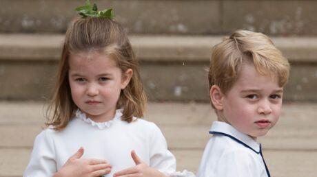 Prince William: ce surnom exquis que lui ont donné les petits George et Charlotte