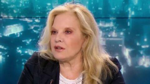 VIDEO Sylvie Vartan: accusée de profiter de la mort de Johnny, elle s'insurge