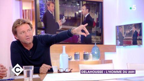 VIDEO Laurent Delahousse dit ses vérités sur son interview polémique d'Emmanuel Macron