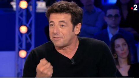 ONPC: pourquoi Patrick Bruel se dit «content» de payer ses impôts en France