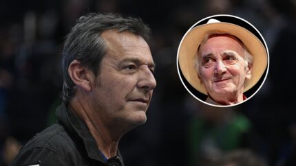 Jean-Luc Reichmann: les mots vibrants que lui a dits Charles Aznavour, un mois avant sa mort