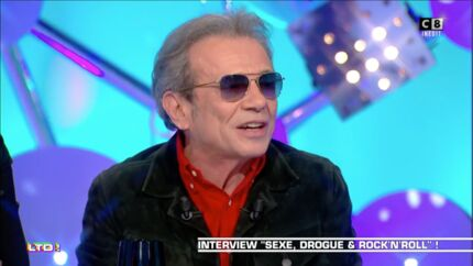 VIDEO Philippe Manœuvre raconte la fois où il a fumé du crack avec JoeyStarr