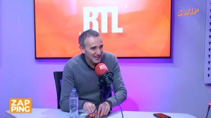 VIDEO Elie Semoun en veut à Alain Chabat: découvrez pourquoi il est «vexé»