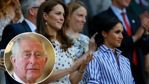 Kate Middleton et Meghan Markle fâchées: comment le prince Charles tente de les réconcilier