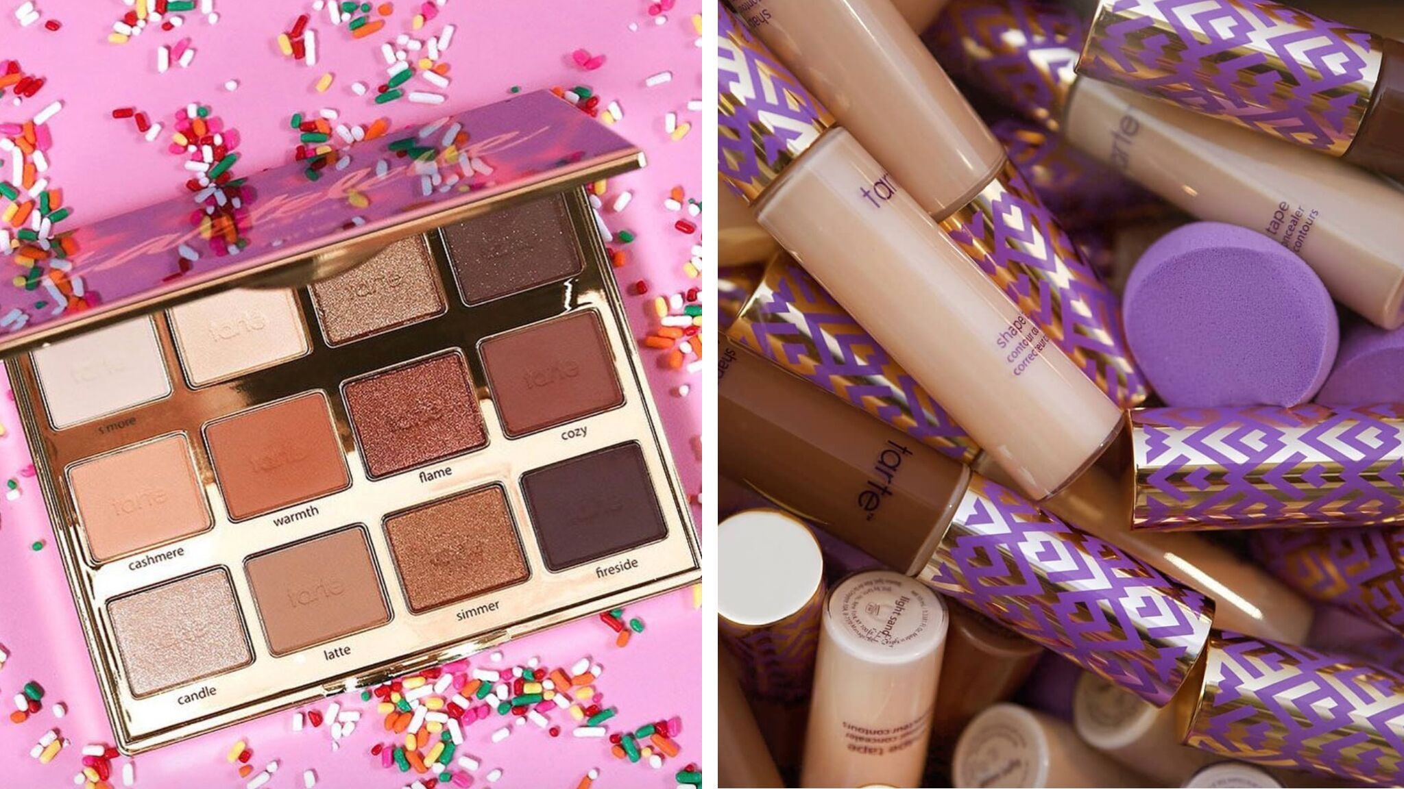 Tarte Cosmetics débarque enfin en France – quels sont les produits à acheter en priorité ? - Voici