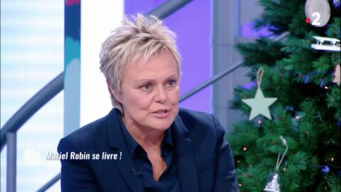 VIDEO Muriel Robin a failli avoir une aventure amoureuse avec un membre de sa famille!