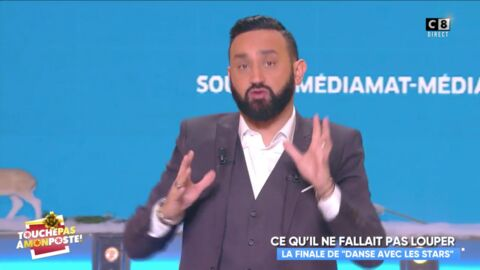 VIDEO Cyril Hanouna assure que TF1 a « copié » sur C8 pour la finale de DALS 9