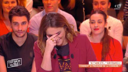 VIDEO Valérie Bénaïm très gênée quand elle apprend le jeu sexuel de deux chroniqueurs