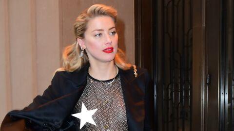 PHOTOS Attention les yeux: Amber Heard affiche ses seins et ses tétons en pleine rue