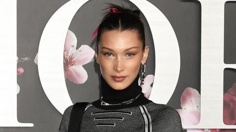 Make-up – on veut le beauty look de Bella Hadid au défilé Dior