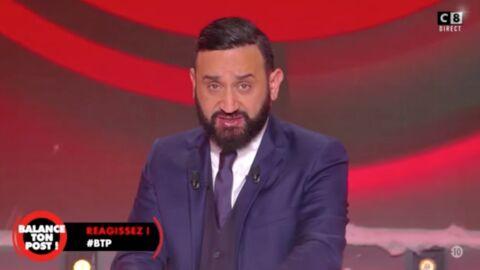 VIDEO Balance ton post: croyant son micro éteint, Christine Kelly s'emporte contre Cyril Hanouna