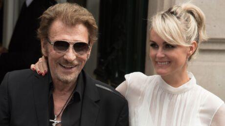 Laeticia Hallyday: cet hommage émouvant qu'elle a rendu à Johnny avec son ami Pierre Billon