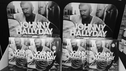 Téléthon 2018: résultat décevant pour la vente du disque de diamant de l'album posthume de Johnny Hallyday