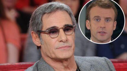 Gérard Lanvin: cette publication sur Emmanuel Macron qui le met dans l'embarras