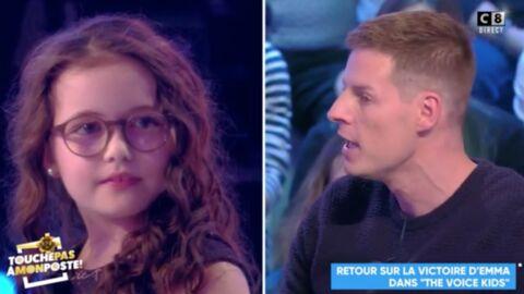 VIDEO The Voice Kids: Emma pousse un coup de gueule contre Matthieu Delormeau dans TPMP