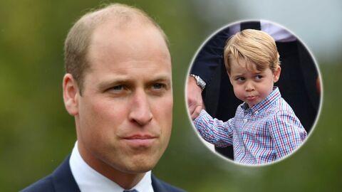 Prince William: pourquoi il ne peut ABSOLUMENT pas venir en aide à son fils George