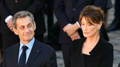 Nicolas Sarkozy «obligé de revenir» en politique? Carla Bruni le met en garde