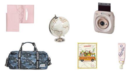 Noël: quels cadeaux offrir à une véritable globe-trotteuse?